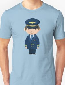Cute Pilot Design T-Shirt