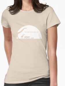 We're Going To Need a Bigger Boat Womens Fitted T-Shirt