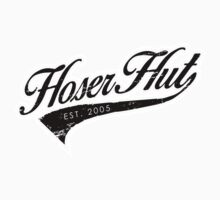 Hoser Hut_Black&White Kids Clothes