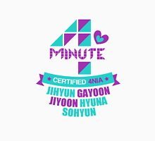 4MINUTE Certified 4NIA Unisex T-Shirt