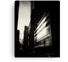 NYC moments #2 Canvas Print