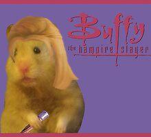Buffy the Hampire Slayer by ArtistAriana