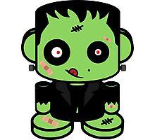 Zombie Franko'bot 1.0 Photographic Print