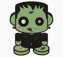 Zombie Franko'bot 1.0 by Carbon-Fibre Media