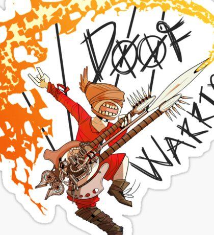Mad Max Fury Road - Coma-Doof Warrior Sticker