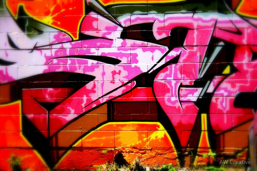 Graffiti Daze by Ash Walani