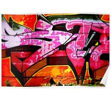 Graffiti Daze Poster