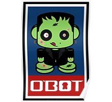 Zombie Franko'bot 1.1 Poster