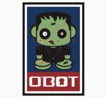 Zombie Franko'bot 1.1 by Carbon-Fibre Media
