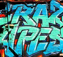 Graffiti Craze 1 by Ash Walani