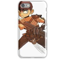 Mad Max Fury Road - Furiosa iPhone Case/Skin