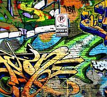 Graffiti Craze 3 by Ash Walani