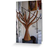 Arborescence Spirituelle Greeting Card