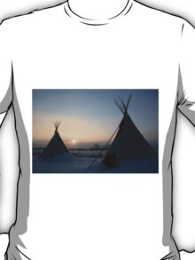 PLAINS CREE TIPI T-Shirt