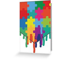 Pocket Puzzle Greeting Card