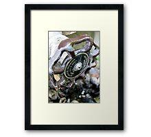 Hose Turner Framed Print