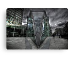 The Fang Canvas Print
