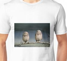 BURROWING OWLS Unisex T-Shirt