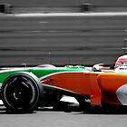 Force India F1 Silverstone by mashedfish