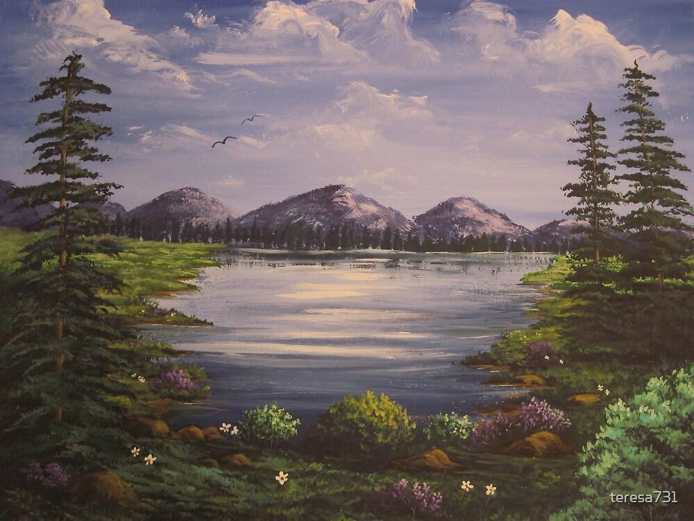 The Lake by teresa731