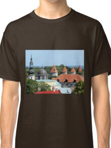 Rooftops Near the Baltic Classic T-Shirt