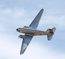 Douglas DC3 Dakota by PhilEAF92