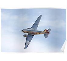 Douglas DC3 Dakota Poster