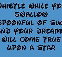 whistle while you swallow by kajohnna