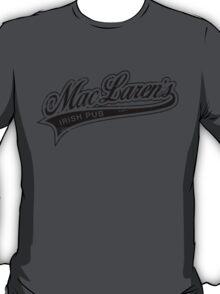 MacLaren's Pub_Black T-Shirt