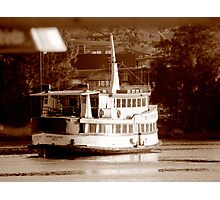 Floating Memory Photographic Print