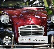 2CV Charleston by Gino Lalic