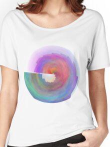 Wacky Rainbow Women's Relaxed Fit T-Shirt