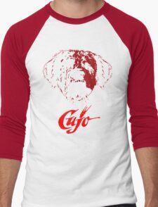 CUJO [dog] Men's Baseball ¾ T-Shirt