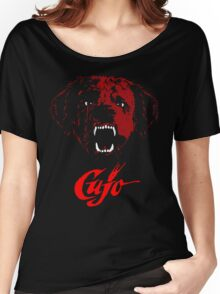 CUJO [dog] Women's Relaxed Fit T-Shirt