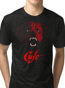CUJO [dog] Tri-blend T-Shirt
