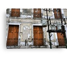 Calle 65 Canvas Print