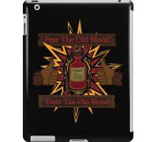 Taste The Old Blood iPad Case/Skin
