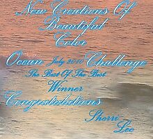 NEW CREATIONS  ...OCEAN CHALLENGE by Sherri     Nicholas