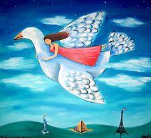 Bon Voyage by Ira Mitchell-Kirk
