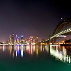 Kirribilli view by donnnnnny