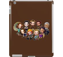 Chibi Damn Heroes iPad Case/Skin