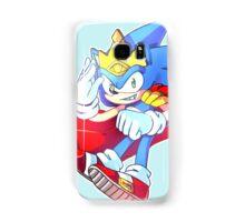 King Sonic the Hedgehog Samsung Galaxy Case/Skin