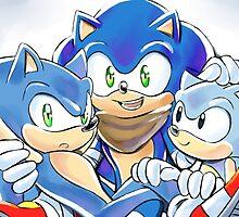 Sonics by Kajitanii