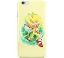 Fleetway Sonic iPhone Case/Skin