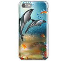 Underwater Life iPhone Case/Skin