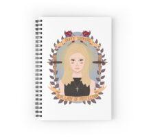 Buffy Summers Spiral Notebook