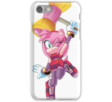 Sonic Boom - Amy Rose iPhone Case/Skin