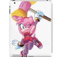 Sonic Boom - Amy Rose iPad Case/Skin
