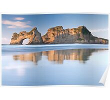Archway Islands Poster
