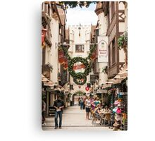 London Court, Perth, Western Australia Canvas Print